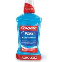 Colgate Plax Alkolsüz Gargara Nane Ferahlığı 500 ml.