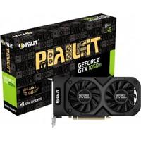 Palit Nvidia GeForce GTX 1050 Ti DUAL O.C 4GB 128Bit GDDR5 (DX12) PCI-E 3.0 Ekran Kartı (PLT-NE5105TS18G1-1071D)