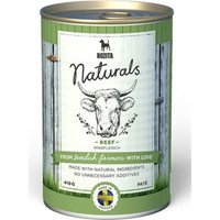 Bozita Naturals Pate Sığır Etli Tahılsız Konserve Köpek Maması 410 gr