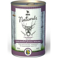 Bozita Naturals Pate Geyik Etli Tahılsız Konserve Köpek Maması 410 gr