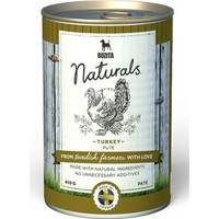 Bozita Naturals Pate Hindili Tahılsız Konserve Köpek Maması 410 gr