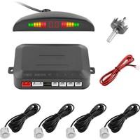 ModaCar Gri Sensörlü Araç Park Sensörü 34c003