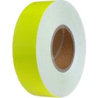 ModaCar Petekli Desen Sarı Fosfor Şerit 5 Mt 540067
