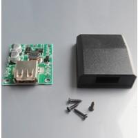 Solar Panel USB Şarj Devresi Güneş Paneli Şarj Regülatörü 6V-20V