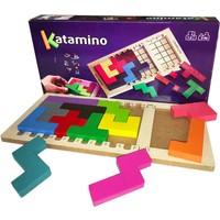 Katamino Zeka Geliştirici Ahşap Puzzle Oyuncak