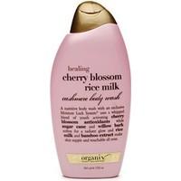Organix Cherry Blossom Rice Milk Duş Jeli 385 Ml