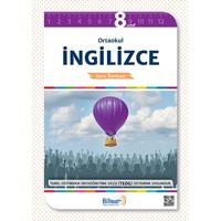 Bilfen Yayınları Biltest Ortaokul İngilizce 8 Soru Bankası