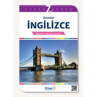 Biltest Ortaokul İngilizce 7 Kazanım Tarama Testleri