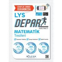 Bilfen Yayınları Lys Matematik Depar Kurs Paketi Tek Öğrencilik