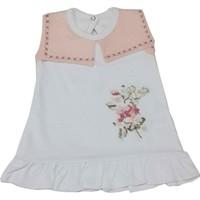 For My Baby Kanavice Kız Bebek Elbise