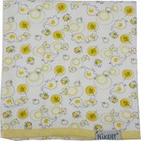 Nikuby Bebek Kundak Battaniyesi Sarı