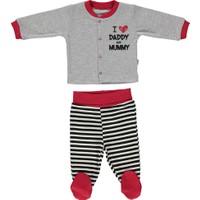 Bebetto F880 Penye Bebek Pijama Takımı