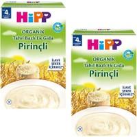 Hipp Organik Pirinçli Tahıl Bazlı Kaşık Maması 200 gr - 2'li