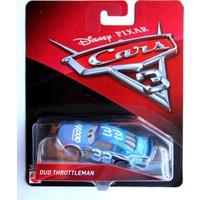 Mattel Cars 3 Tekli Karakterler Dud Throttleman