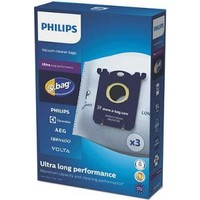 Philips Orjinal Ultra Long Performance S-Bag Süpürge Toz Torbası