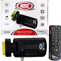 Rose Mini Scart Uydu Alıcısı(Tkgs Li Uydudan Kanal Güncelleme)
