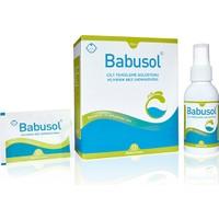 Babusol Cilt Temizleme Solüsyonu Hijyenik Bez (Nonwoven)