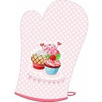 Maison M MAS1008 Cupcake Desen Eldiven