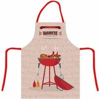 Maison M MAS495 Barbecue Party Desen Önlük