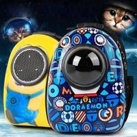 Senpet Astronot Çanta Kedi Taşıma Çantası Kapsül Çanta