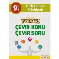 İnovasyon 9. Sınıf Türk Dili Ve Edebiyatı Çevir Konu Çevir Soru