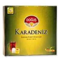 Doğuş Karadeniz Süzen Poşet Çay 100 x 2 gr (Bergamot Aromalı)