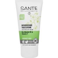 Sante Organik Badem Yağı & F Vitaminli Yatıştırıcı Gündüz Kremi 50 Ml.