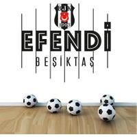 Freya Efendi Beşiktaş Duvar Stickerı