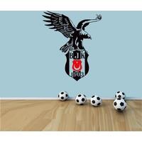Freya Kartal Beşiktaş Duvar Stickerı
