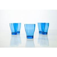 Plabar Süt Bardağı (Mavi) 6'Li