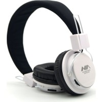 Bludfire Nia Radyolu MP3 Player Kulaklık + 8GB Hafıza Kartı Beyaz