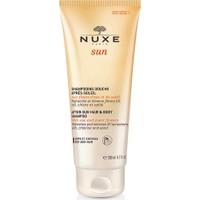 Nuxe Sun Shampooing Douche - Güneş Sonrası Saç ve Vücut Şampuanı 200 ml
