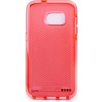 Tech21 Samsung Galaxy S7 Uyumlu Evo Check Koruyucu Kılıf Kırmızı