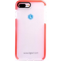 Tech21 iPhone 7 Plus Uyumlu Evo Mesh Sport Koruyucu Kılıf Kırmızı