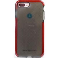 Tech21 iPhone 7 Plus Uyumlu Evo Mesh Koruyucu Kılıf Bordo
