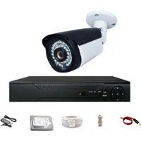 Promax Pro236 3 Megapiksel Lens 1080P Aptina Sensör Güvenlik Kamerası Seti