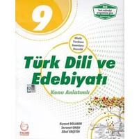 Palme 9. Sınıf Türk Dili ve Edebiyatı Konu Anlatımlı