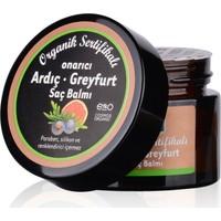 Arifoğlu Organik Onarıcı Ardıç - Greyfurt Saç Balmı