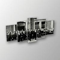 Printix Atatürk Tbmm Dekoratif Mdf Tablo