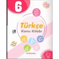 Palme 6. Sınıf Türkçe Konu Anlatımlı Palme Yayınları