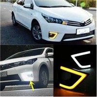 Toyota Corolla Led Gündüz Sis Farı Aparatı