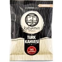 Kahvemis Vanilyalı Türk Kahvesi Orta Kavrulmuş 100 gr Folyo Ambalaj