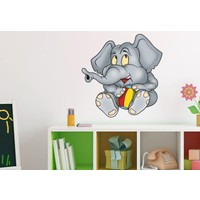 Bisticker K-144 Çocuk Odası Duvar Sticker