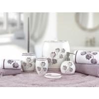 İrya Tully 5 Prç Banyo Seti Beyaz