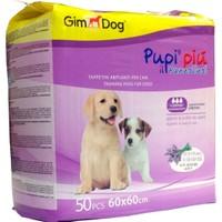 Gimdog Köpek Lavanta Kokulu Çiş Pedi 60 cm x 60 cm 50 li Paket