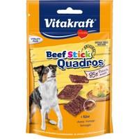 Vitakraft Beef Stick Quadros Peynirli Köpek Ödülü 70 gr