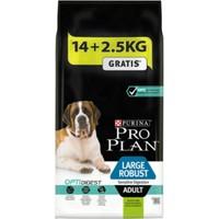 Pro Plan L. Robust Kuzu Etli Büyük Irk Yetişkin Köpek Mama 14+2,5 kg Bonus