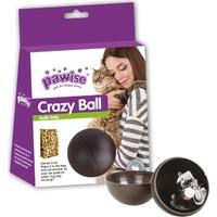 Pawise Crazy Ball Hareketli Kedi Oyun Topu 8,5 cm