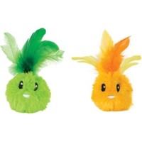 Petstages Feather Bunny İkili Paket Kedi Oyuncağı