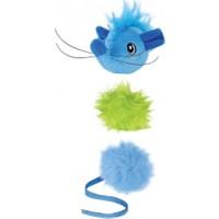 Petstages Fuzzy Rat Multipack 3 Parça Kedi Oyuncağı
